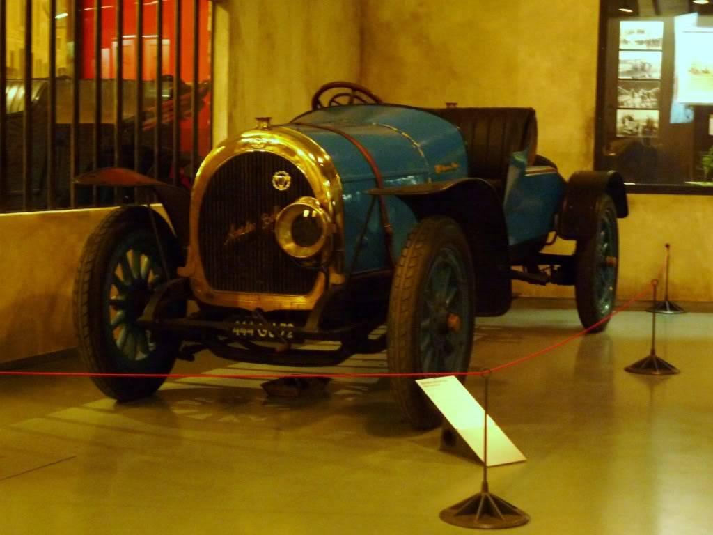 [ FOTOS ] Visita al Museo de las 24h de Le Mans P1020798