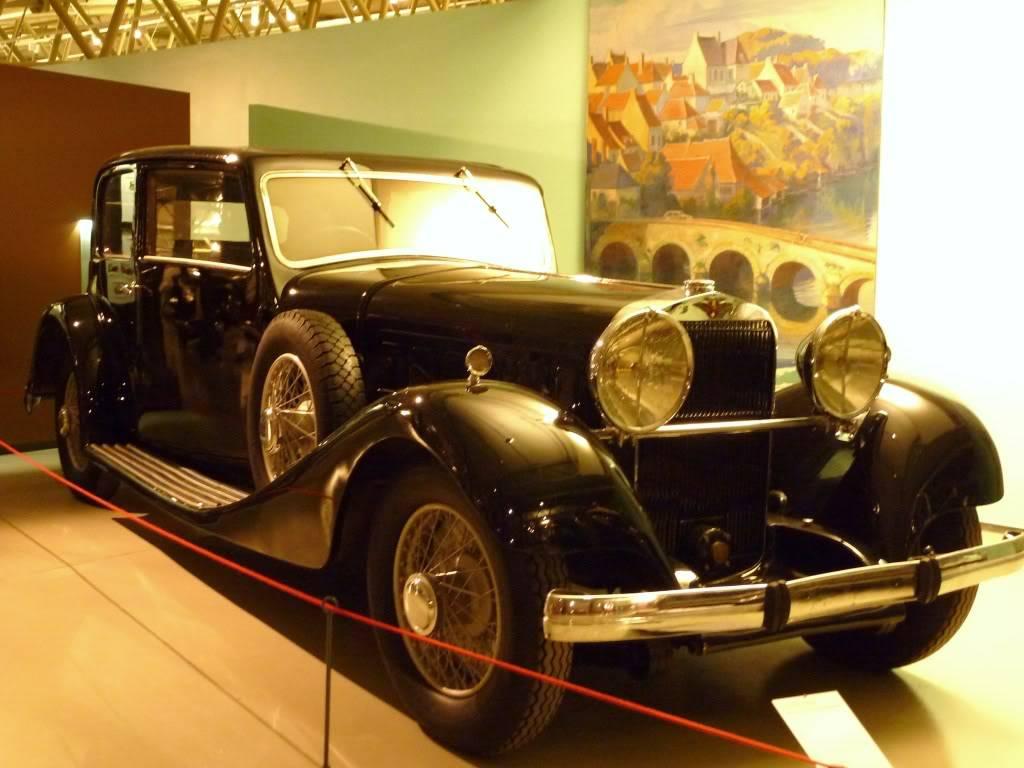 [ FOTOS ] Visita al Museo de las 24h de Le Mans P1020803