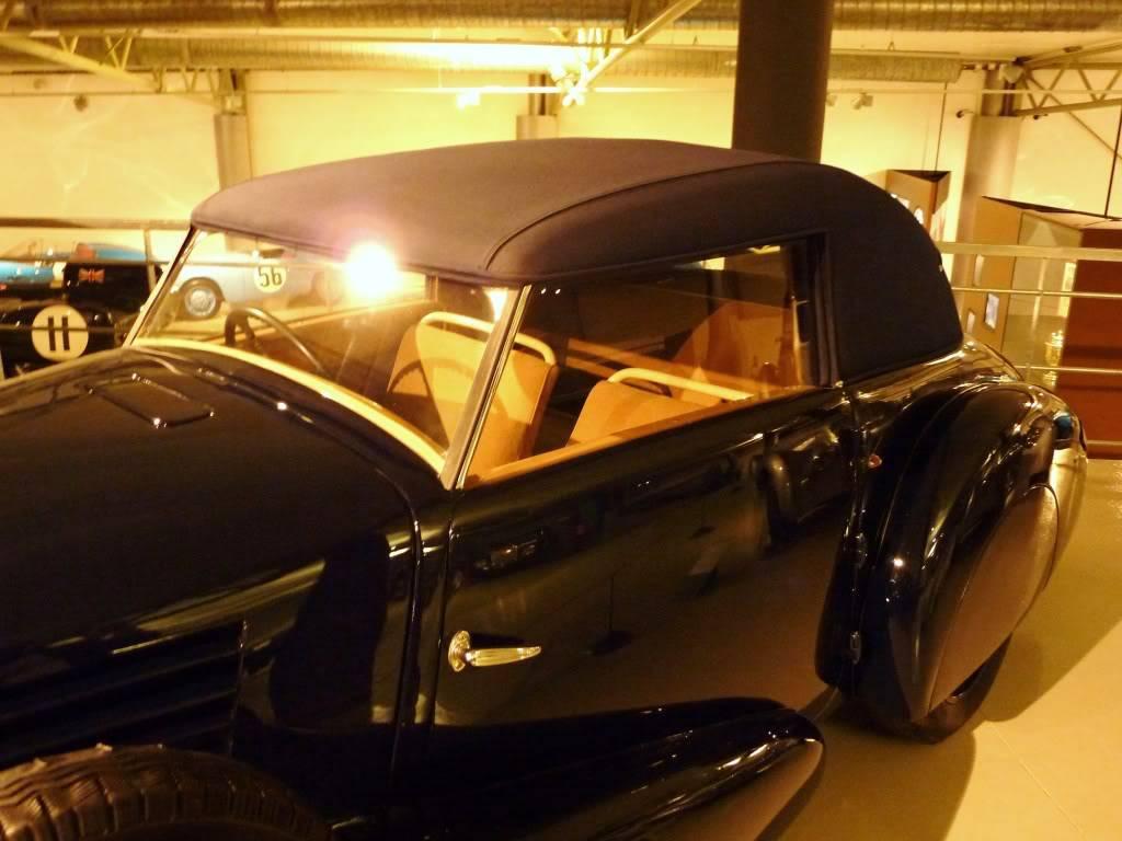 [ FOTOS ] Visita al Museo de las 24h de Le Mans P1020807
