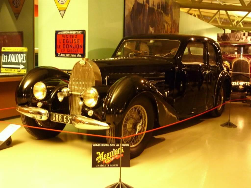 [ FOTOS ] Visita al Museo de las 24h de Le Mans P1020810