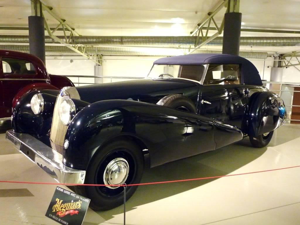 [ FOTOS ] Visita al Museo de las 24h de Le Mans P1020817