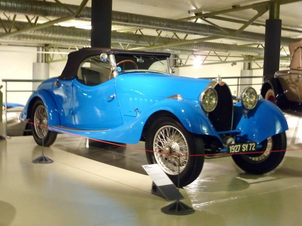 [ FOTOS ] Visita al Museo de las 24h de Le Mans P1020822