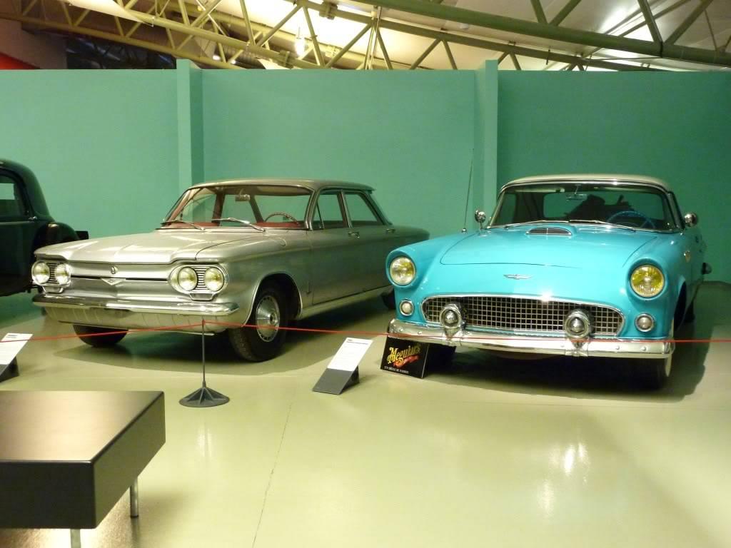 [ FOTOS ] Visita al Museo de las 24h de Le Mans P1020827