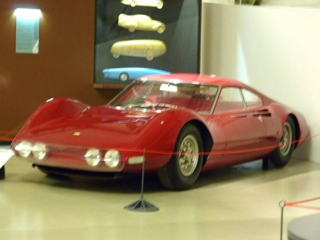 [ FOTOS ] Visita al Museo de las 24h de Le Mans P1020828