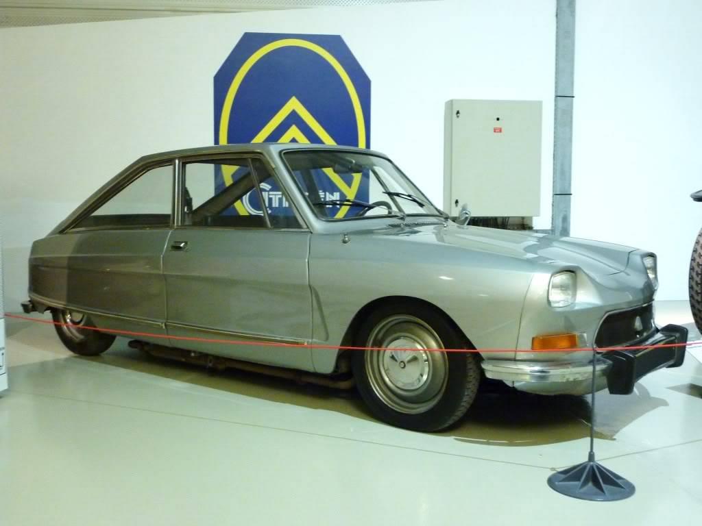 [ FOTOS ] Visita al Museo de las 24h de Le Mans P1020830