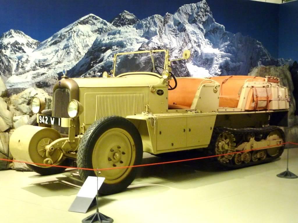 [ FOTOS ] Visita al Museo de las 24h de Le Mans P1020835