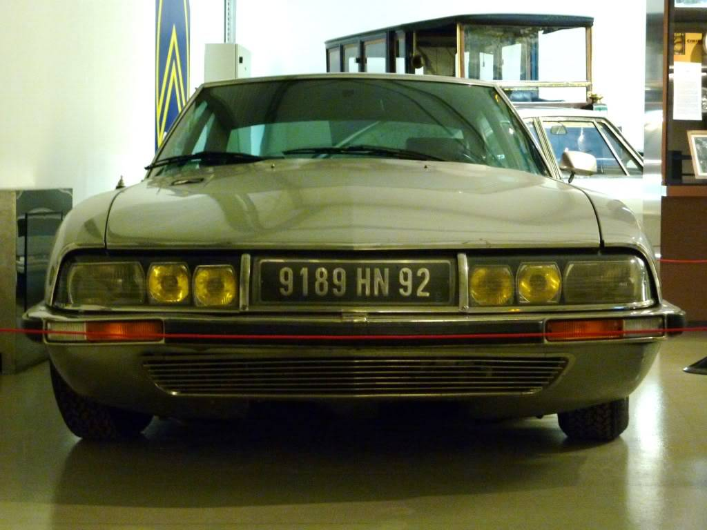 [ FOTOS ] Visita al Museo de las 24h de Le Mans P1020837