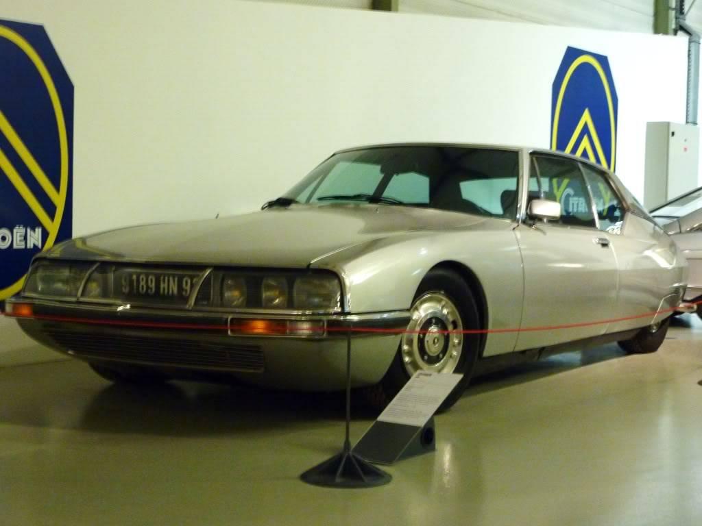 [ FOTOS ] Visita al Museo de las 24h de Le Mans P1020838