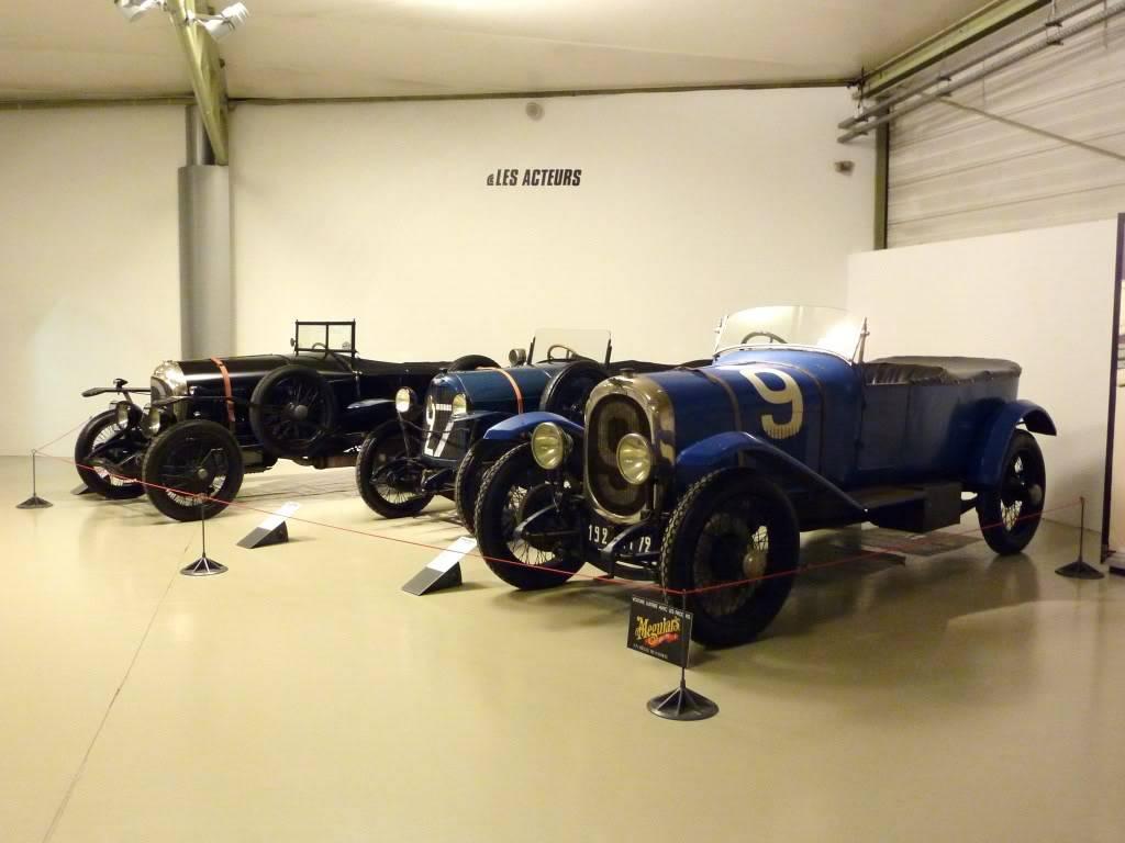 [ FOTOS ] Visita al Museo de las 24h de Le Mans P1020840