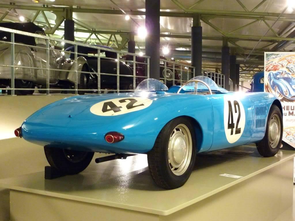 [ FOTOS ] Visita al Museo de las 24h de Le Mans P1020841