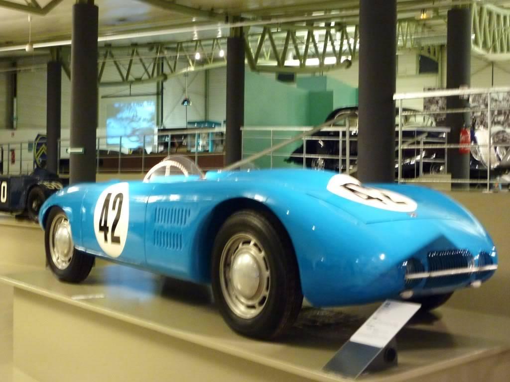 [ FOTOS ] Visita al Museo de las 24h de Le Mans P1020842