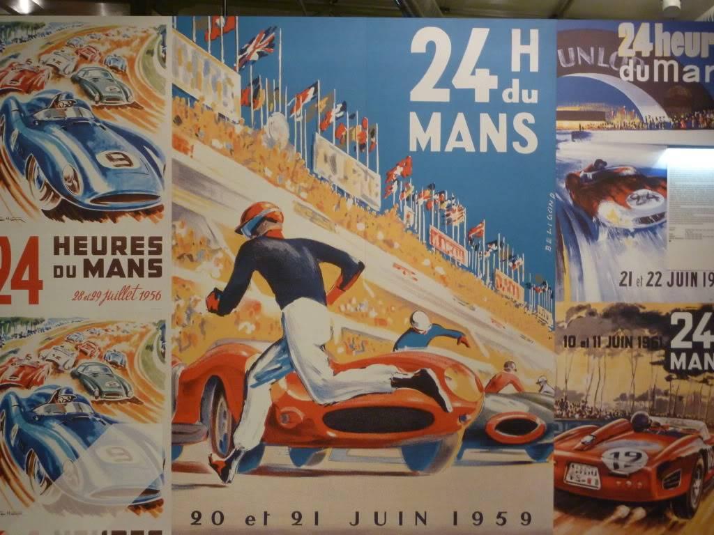 [ FOTOS ] Visita al Museo de las 24h de Le Mans P1020845
