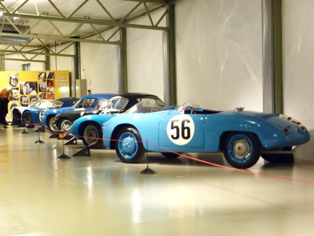 [ FOTOS ] Visita al Museo de las 24h de Le Mans P1020846