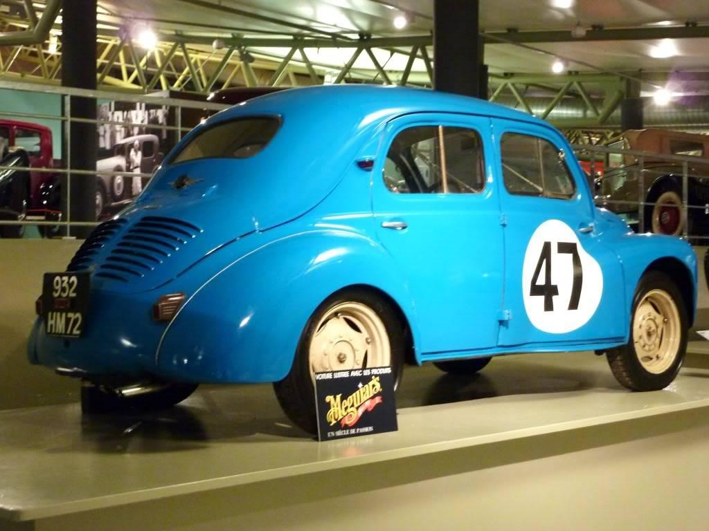 [ FOTOS ] Visita al Museo de las 24h de Le Mans P1020847