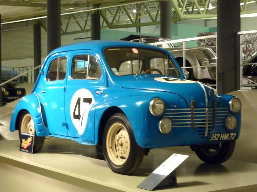 [ FOTOS ] Visita al Museo de las 24h de Le Mans P1020848