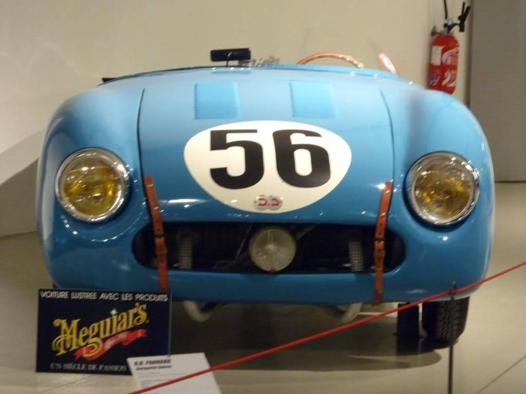 [ FOTOS ] Visita al Museo de las 24h de Le Mans P1020852