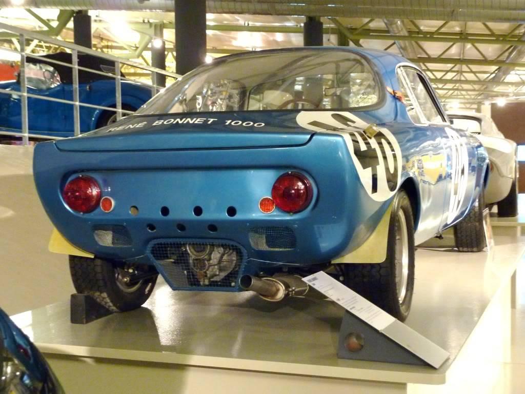 [ FOTOS ] Visita al Museo de las 24h de Le Mans P1020858