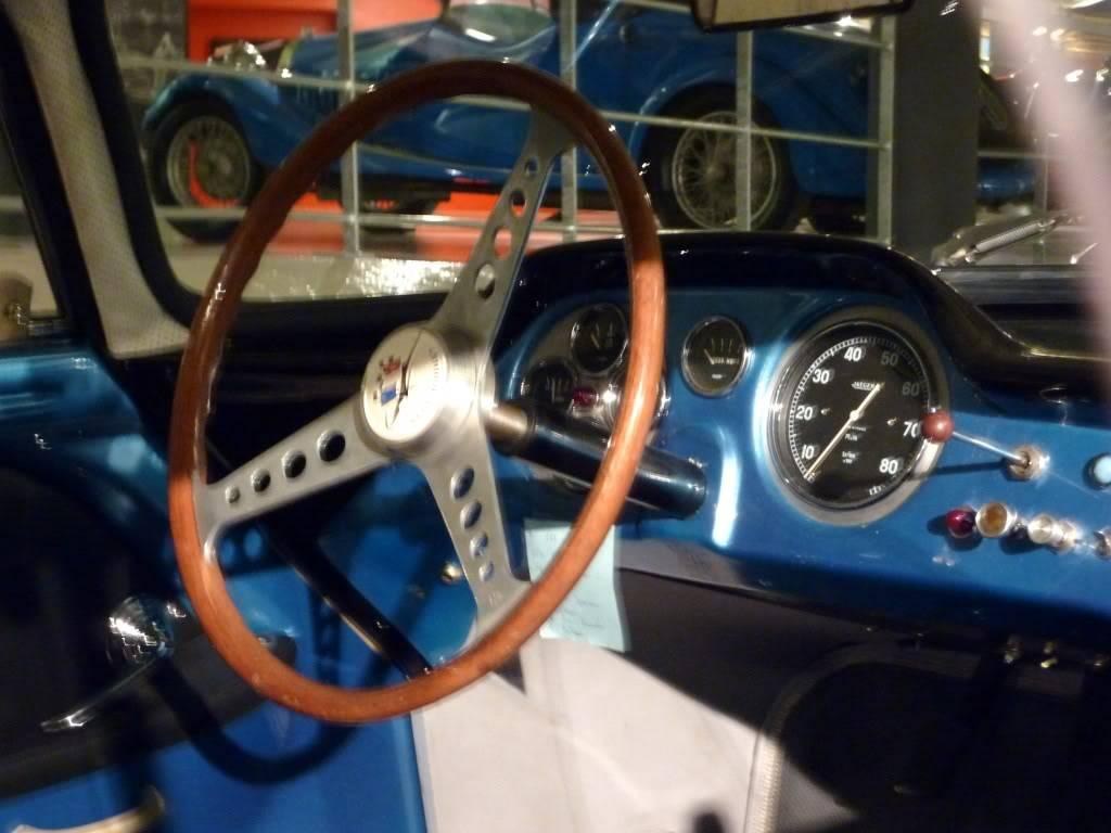 [ FOTOS ] Visita al Museo de las 24h de Le Mans P1020866