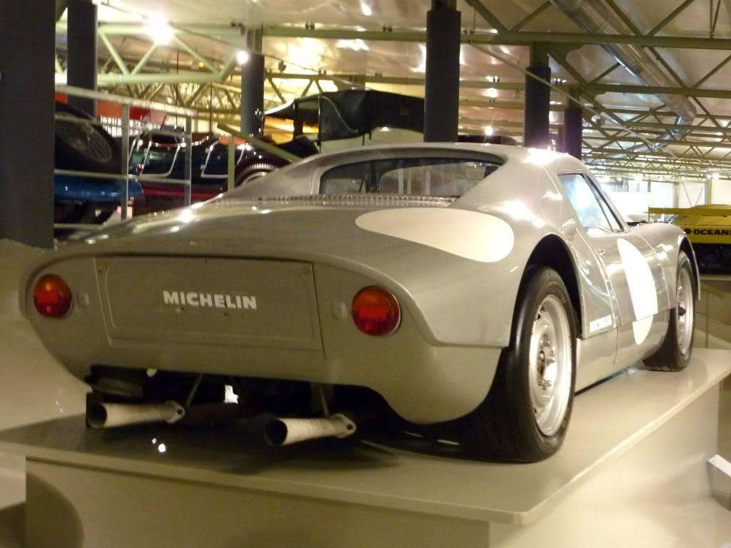 [ FOTOS ] Visita al Museo de las 24h de Le Mans P1020868