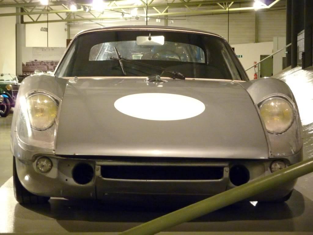 [ FOTOS ] Visita al Museo de las 24h de Le Mans P1020871