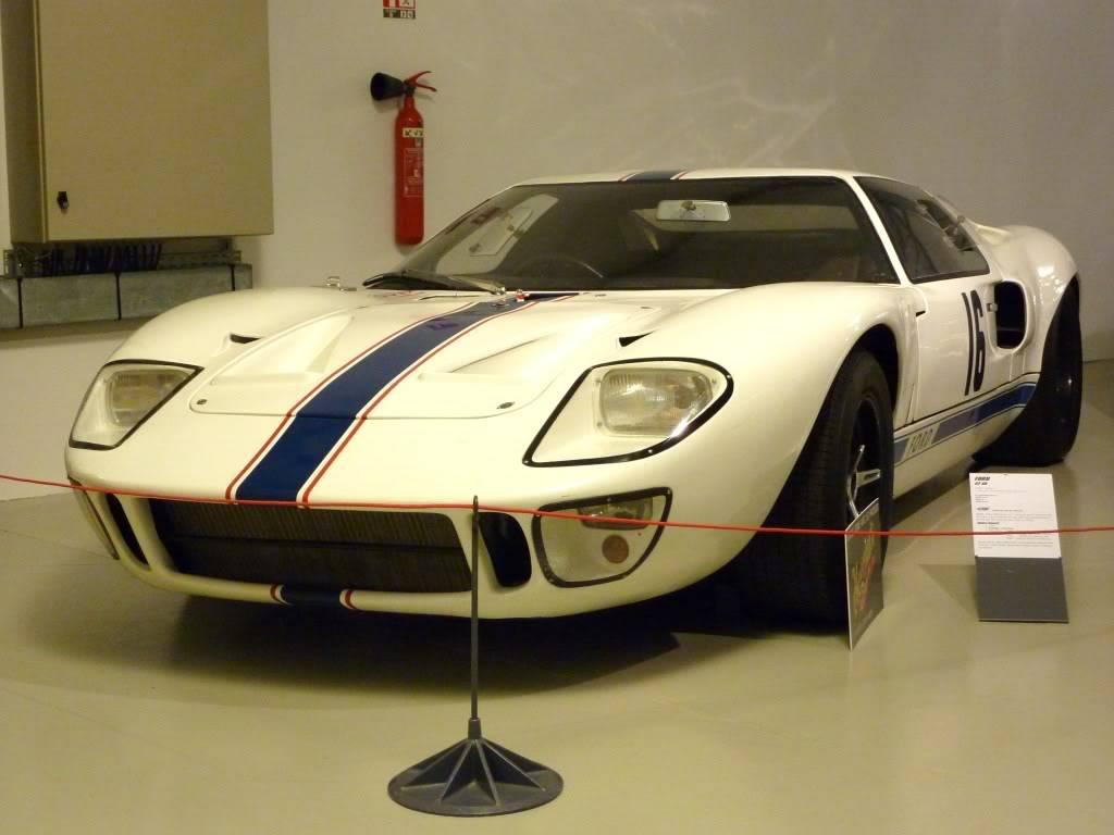 [ FOTOS ] Visita al Museo de las 24h de Le Mans P1020883