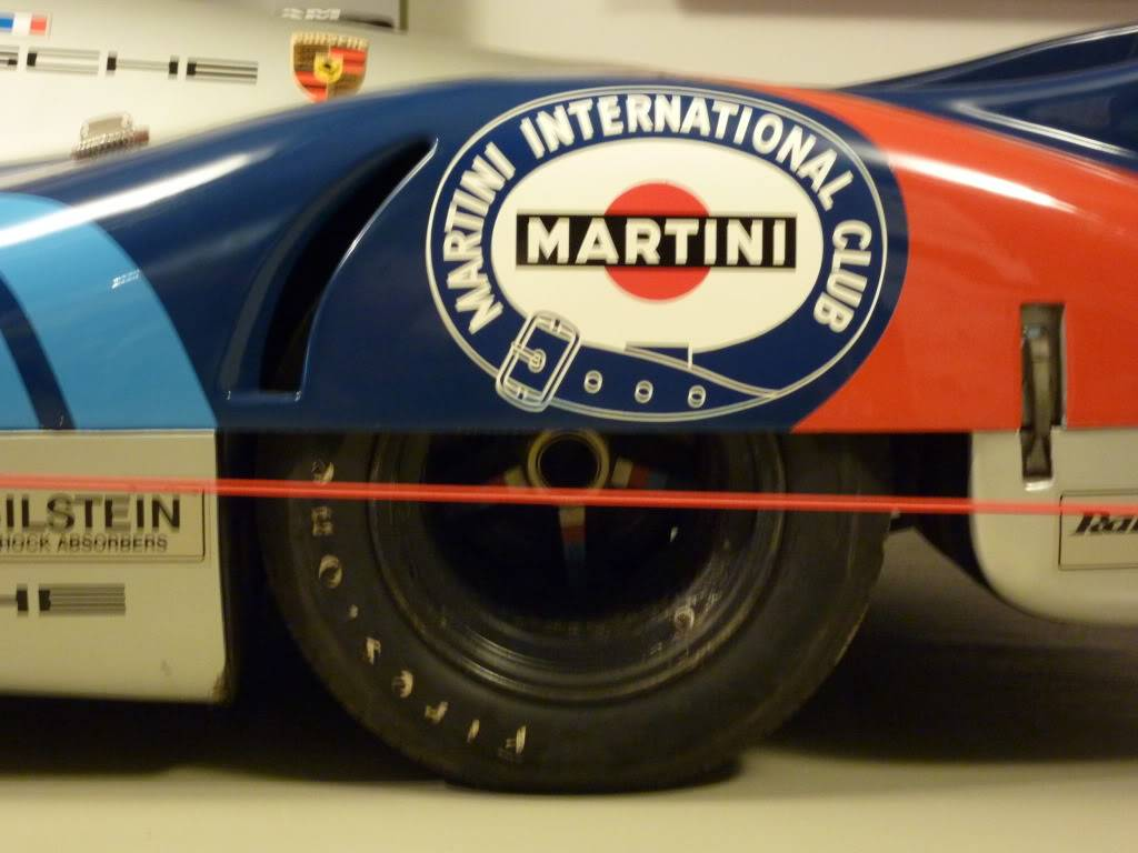 [ FOTOS ] Visita al Museo de las 24h de Le Mans P1020890
