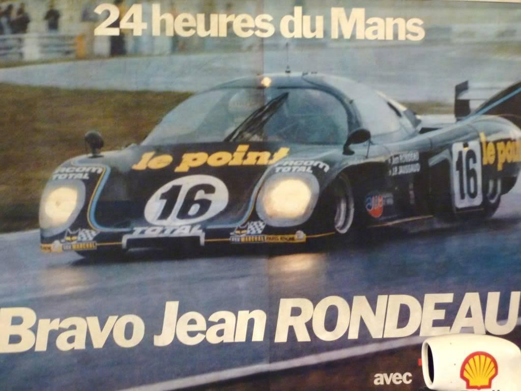 [ FOTOS ] Visita al Museo de las 24h de Le Mans P1020895