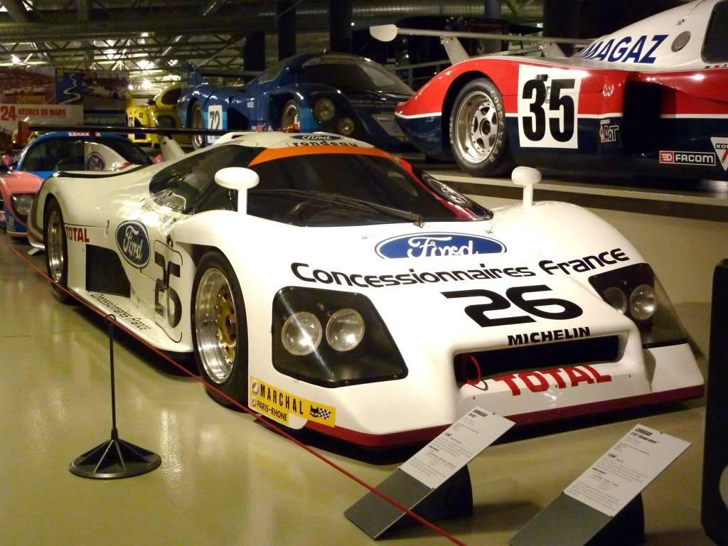 [ FOTOS ] Visita al Museo de las 24h de Le Mans P1020897