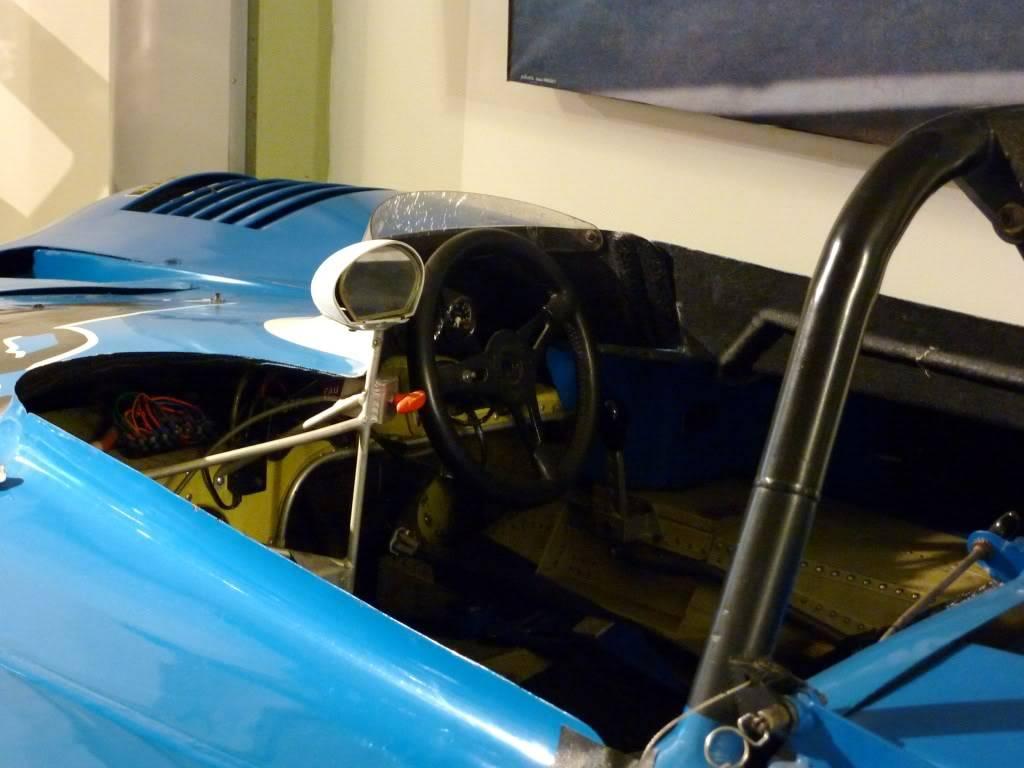 [ FOTOS ] Visita al Museo de las 24h de Le Mans P1020900