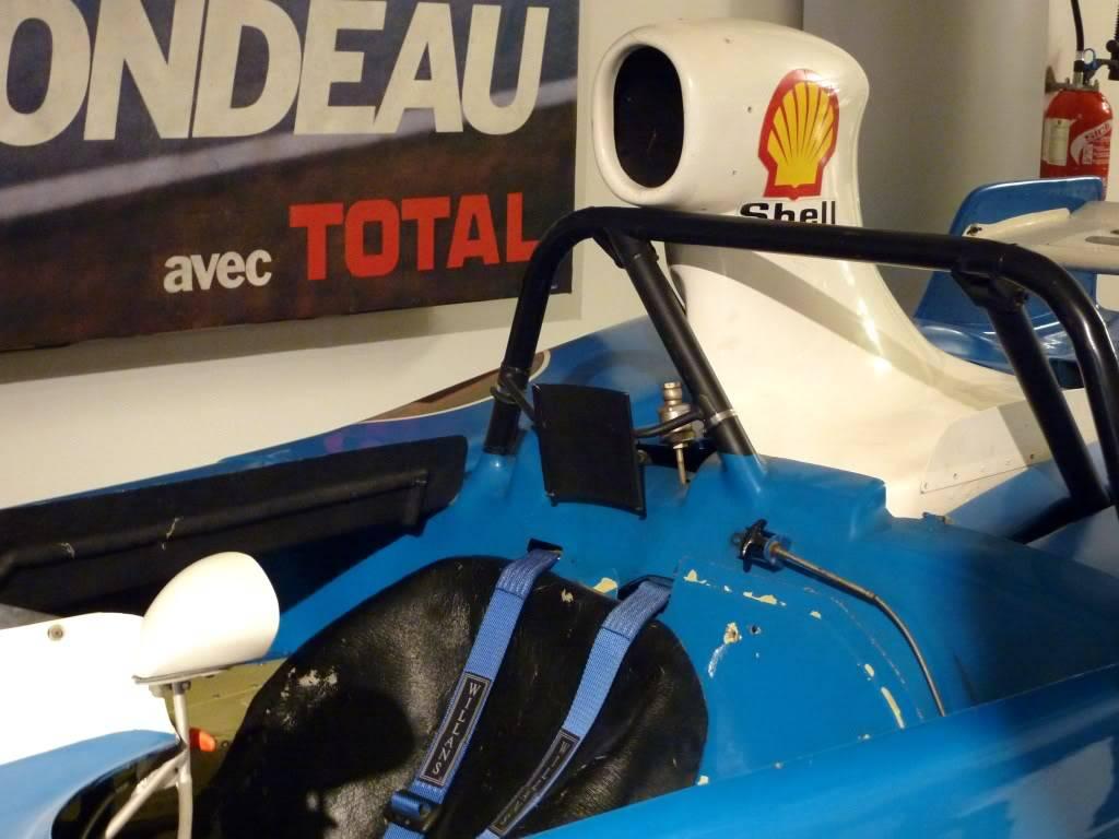 [ FOTOS ] Visita al Museo de las 24h de Le Mans P1020901