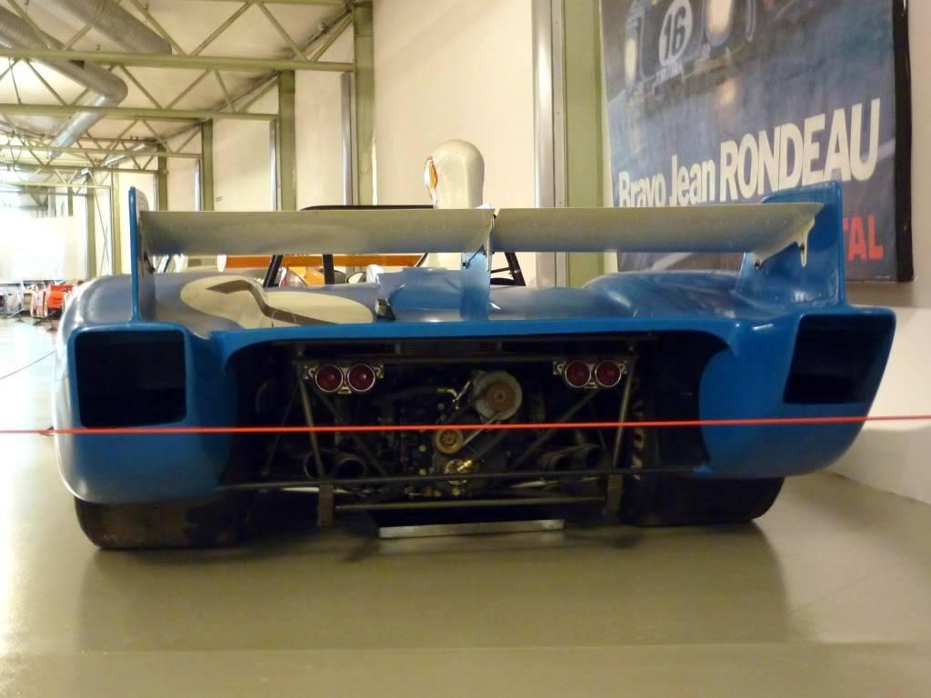 [ FOTOS ] Visita al Museo de las 24h de Le Mans P1020903