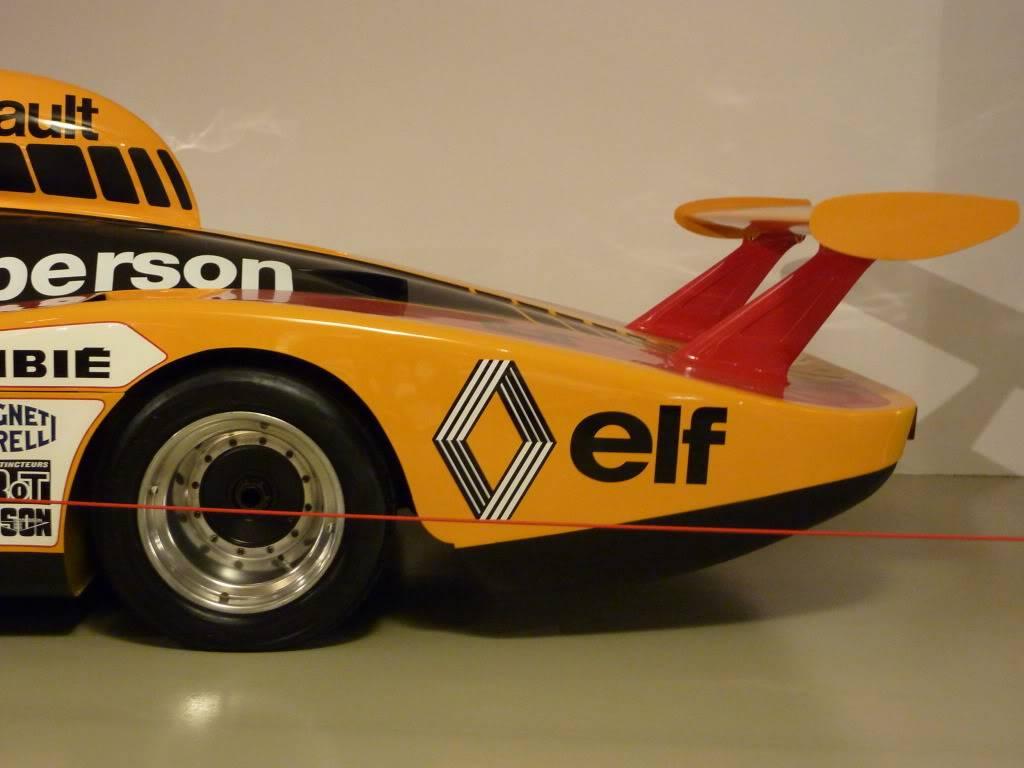 [ FOTOS ] Visita al Museo de las 24h de Le Mans P1020910