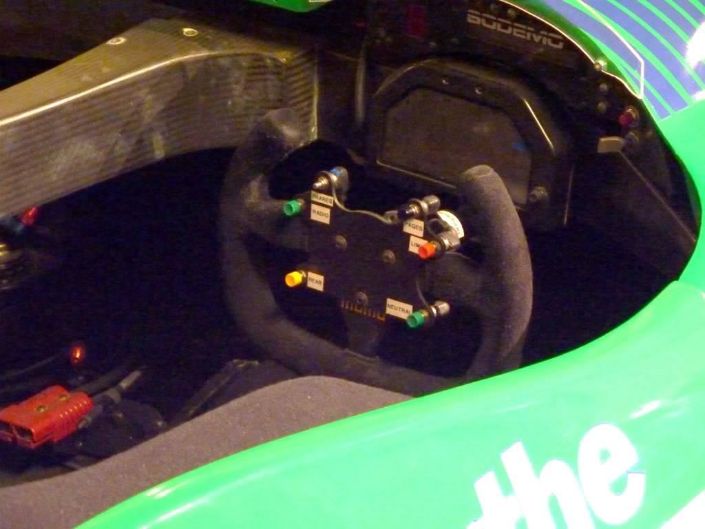 [ FOTOS ] Visita al Museo de las 24h de Le Mans P1020931