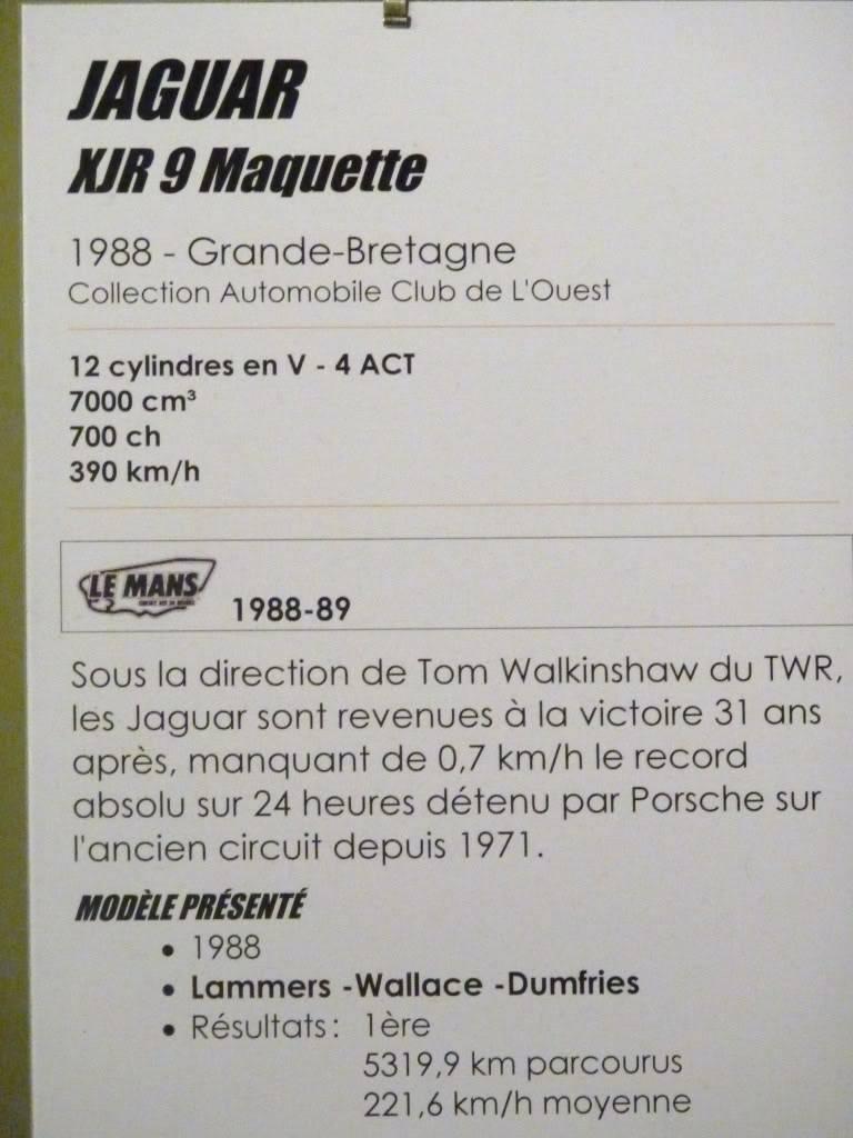 [ FOTOS ] Visita al Museo de las 24h de Le Mans P1020934