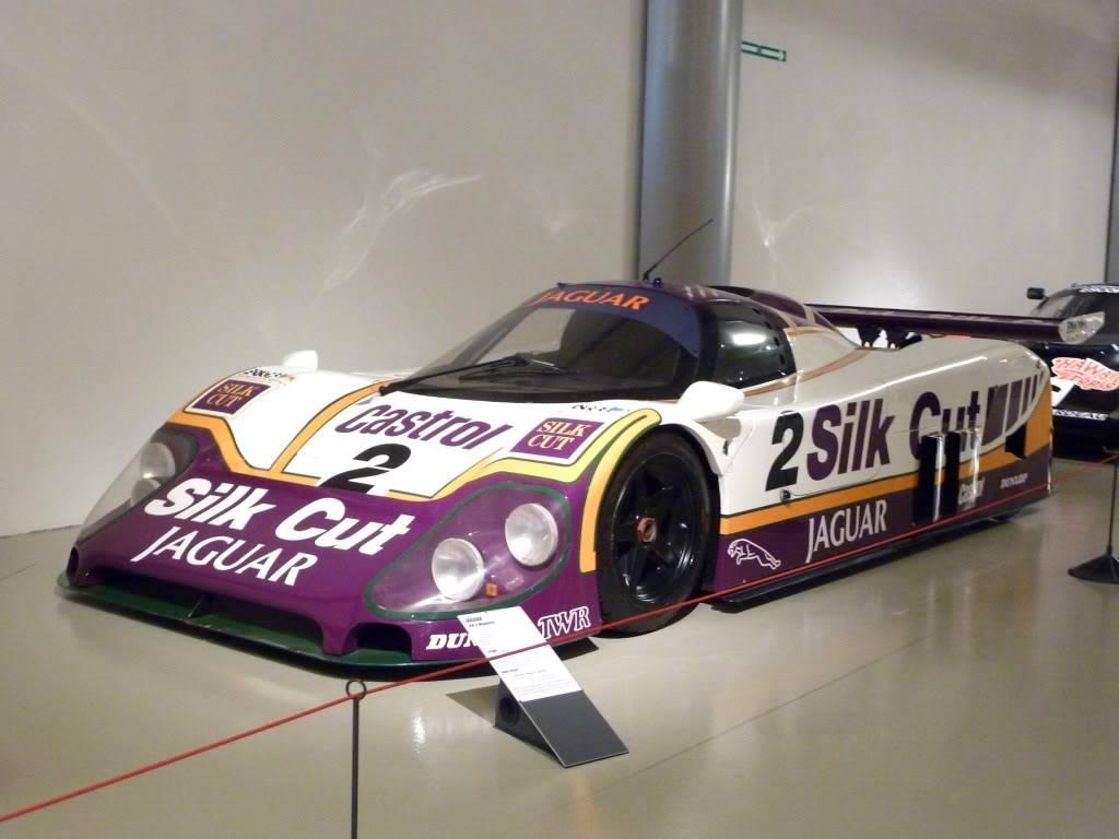 [ FOTOS ] Visita al Museo de las 24h de Le Mans P1020935