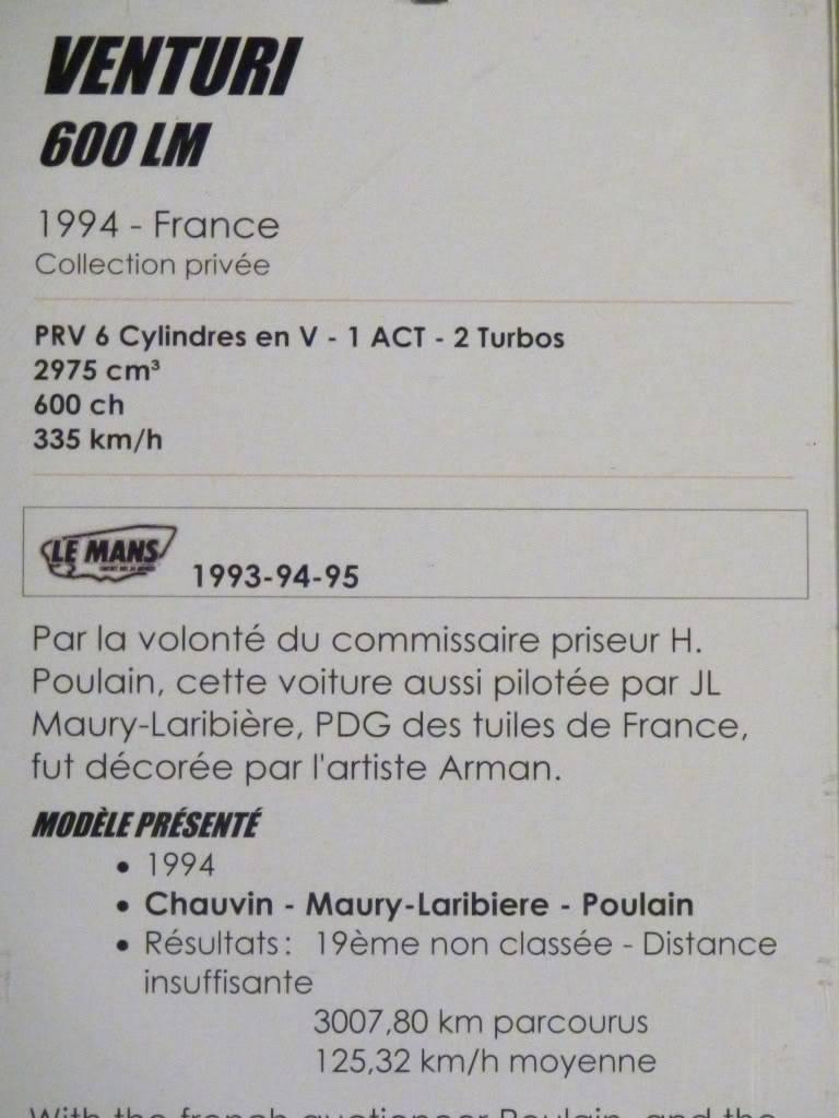 [ FOTOS ] Visita al Museo de las 24h de Le Mans P1020936