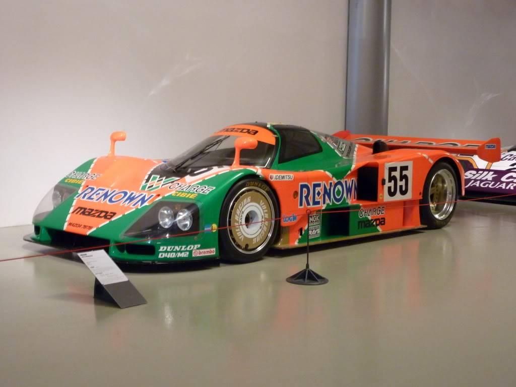 [ FOTOS ] Visita al Museo de las 24h de Le Mans P1020939