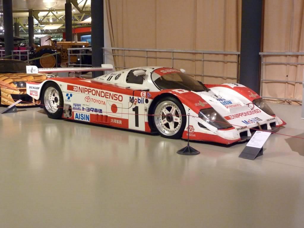 [ FOTOS ] Visita al Museo de las 24h de Le Mans P1020941