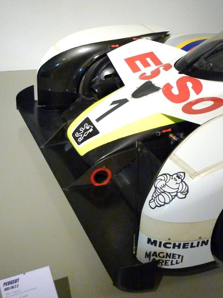[ FOTOS ] Visita al Museo de las 24h de Le Mans P1020943