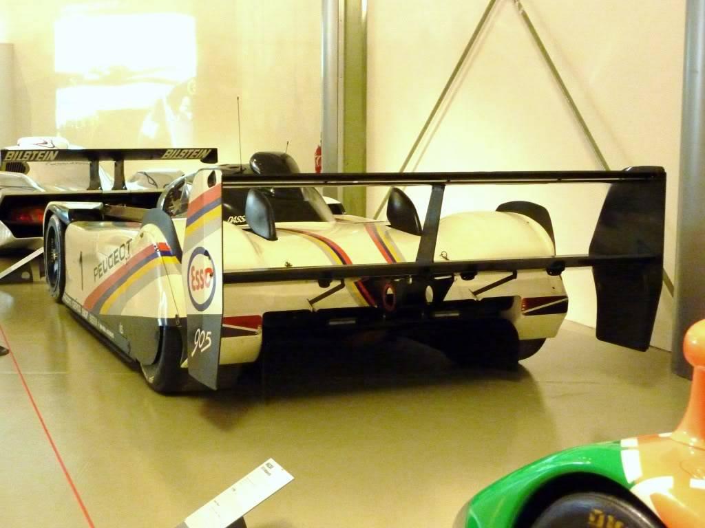 [ FOTOS ] Visita al Museo de las 24h de Le Mans P1020946