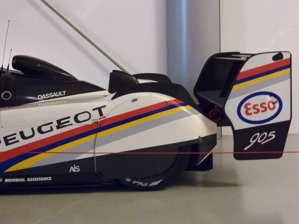 [ FOTOS ] Visita al Museo de las 24h de Le Mans P1020947