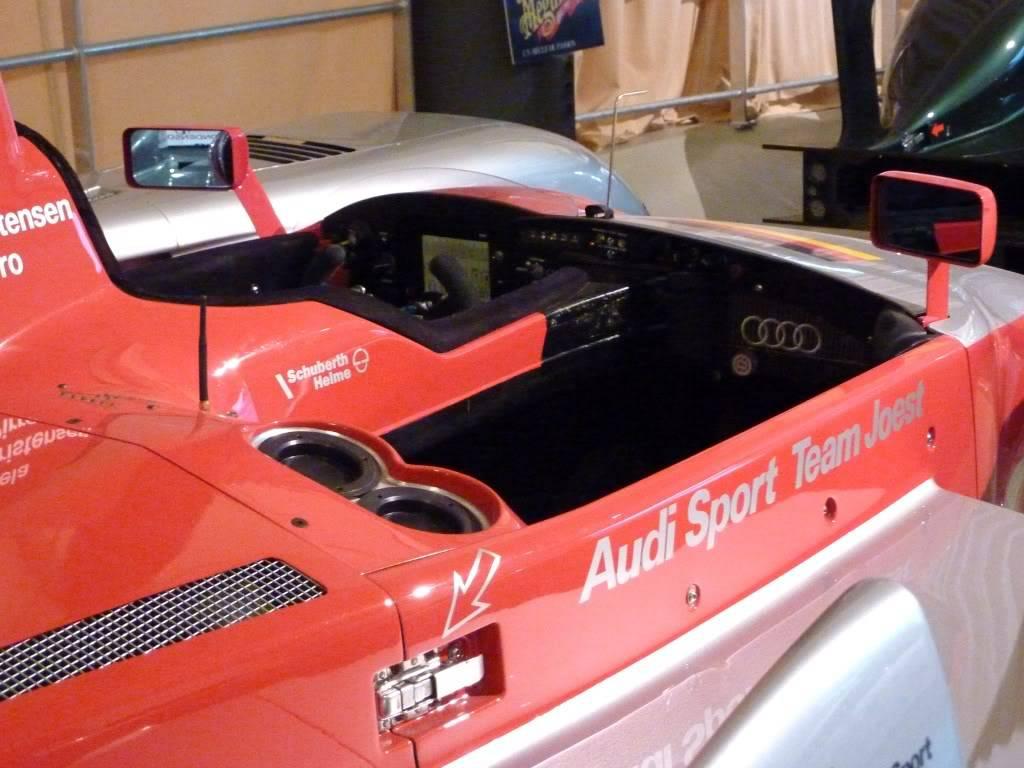 [ FOTOS ] Visita al Museo de las 24h de Le Mans P1020952