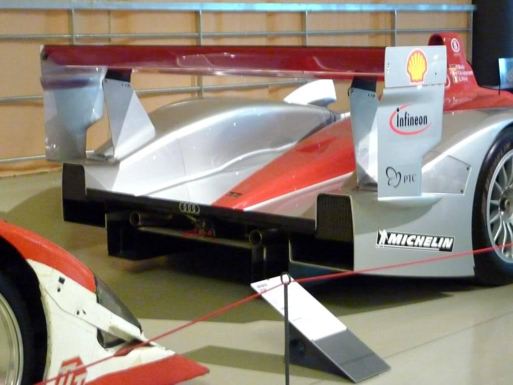 [ FOTOS ] Visita al Museo de las 24h de Le Mans P1020954