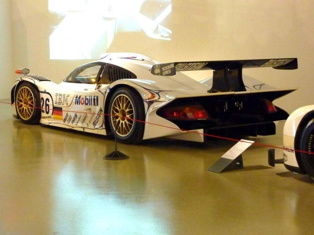 [ FOTOS ] Visita al Museo de las 24h de Le Mans P1020955