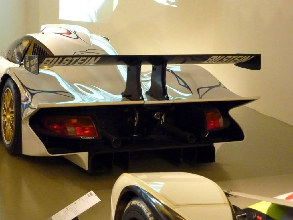 [ FOTOS ] Visita al Museo de las 24h de Le Mans P1020956