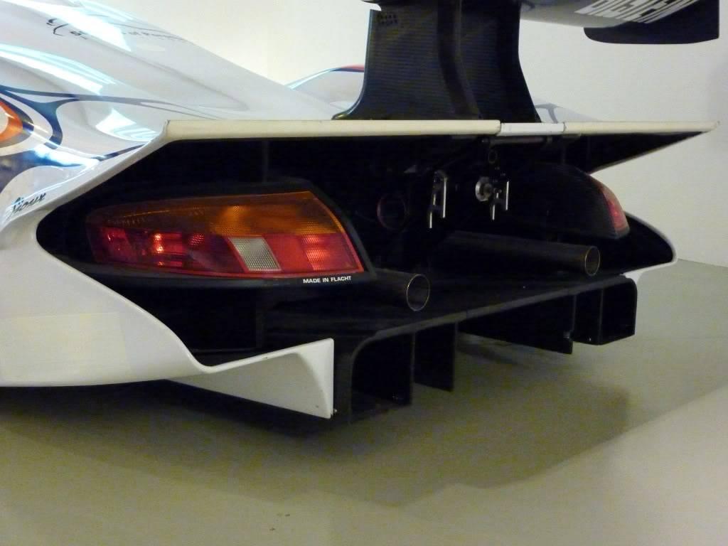 [ FOTOS ] Visita al Museo de las 24h de Le Mans P1020957