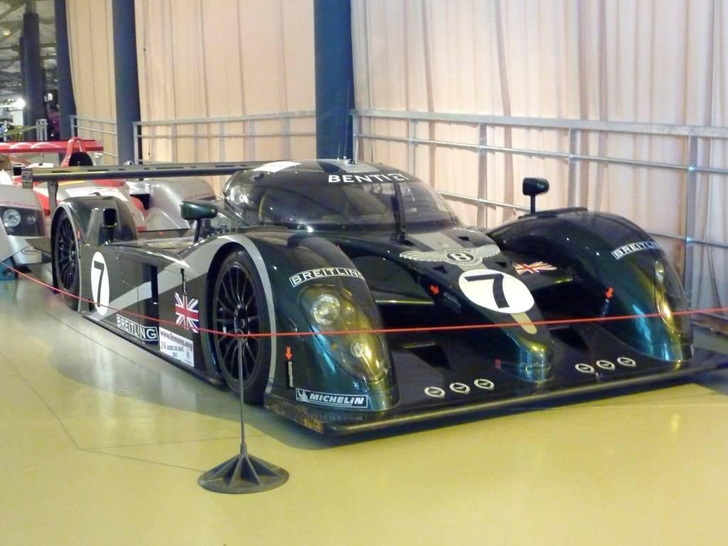 [ FOTOS ] Visita al Museo de las 24h de Le Mans P1020961