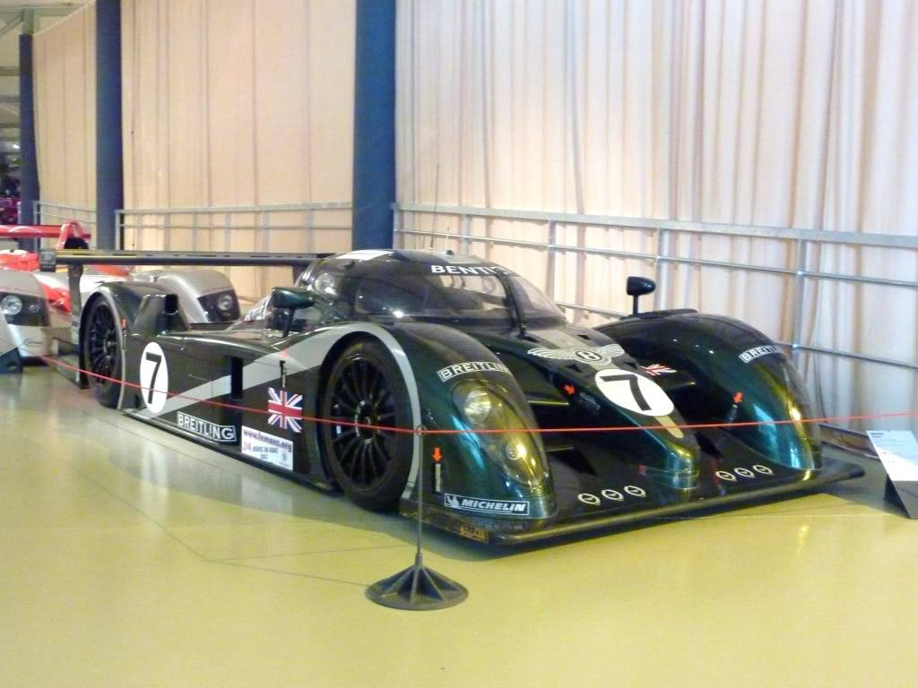 [ FOTOS ] Visita al Museo de las 24h de Le Mans P1020964