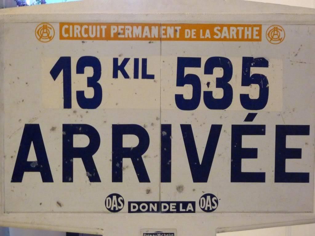 [ FOTOS ] Visita al Museo de las 24h de Le Mans P1020965