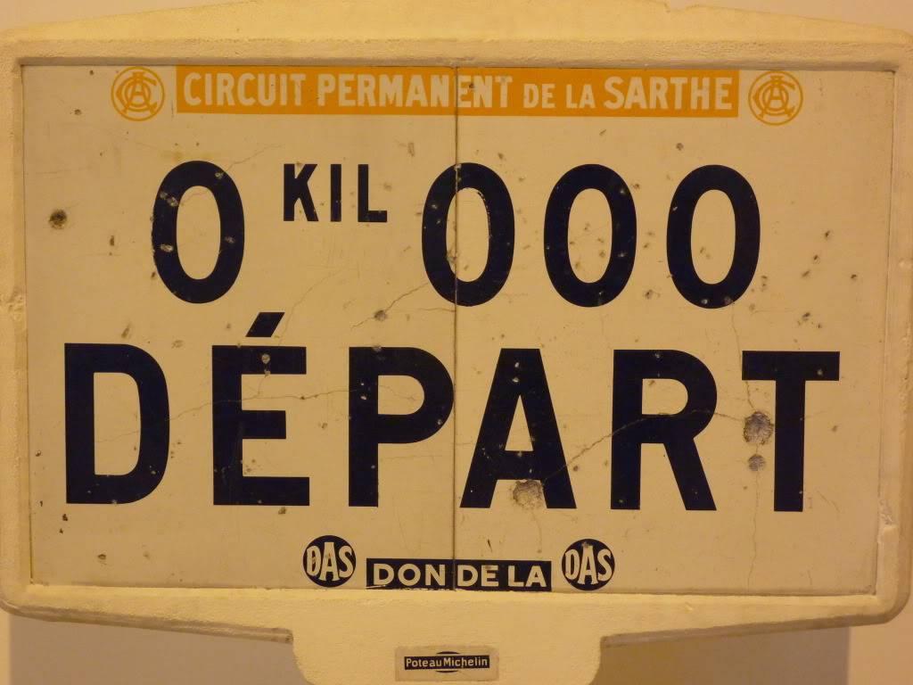 [ FOTOS ] Visita al Museo de las 24h de Le Mans P1020970